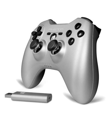 Phenom Wireless Controller PS3 - Silver