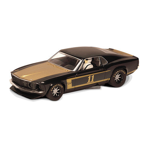 Scalextric 1969 Ford Boss 302 Mustang - Smokey Yunick Car