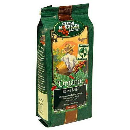 Green Mountain Coffee Roasters Organic House Blend Coffee, 10 oz