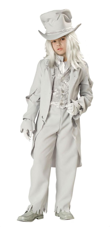 ghostly gent child costume walmartcom
