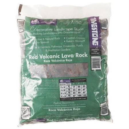 Pavestone Company Red Volcanic Rock (4-5 Rocks And The Rock Cycle Model)