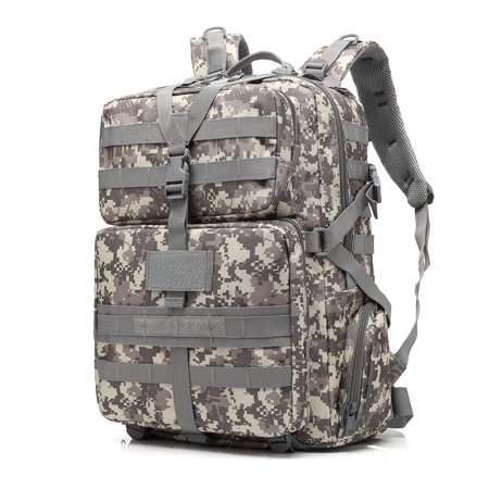 183844b635ed Zimtown 45L Waterproof Tactical Molle Backpack