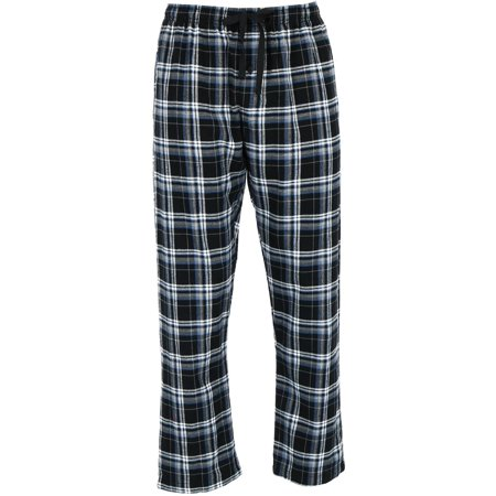 Men's Big and Tall Flannel Lounge Pajama Pants ()