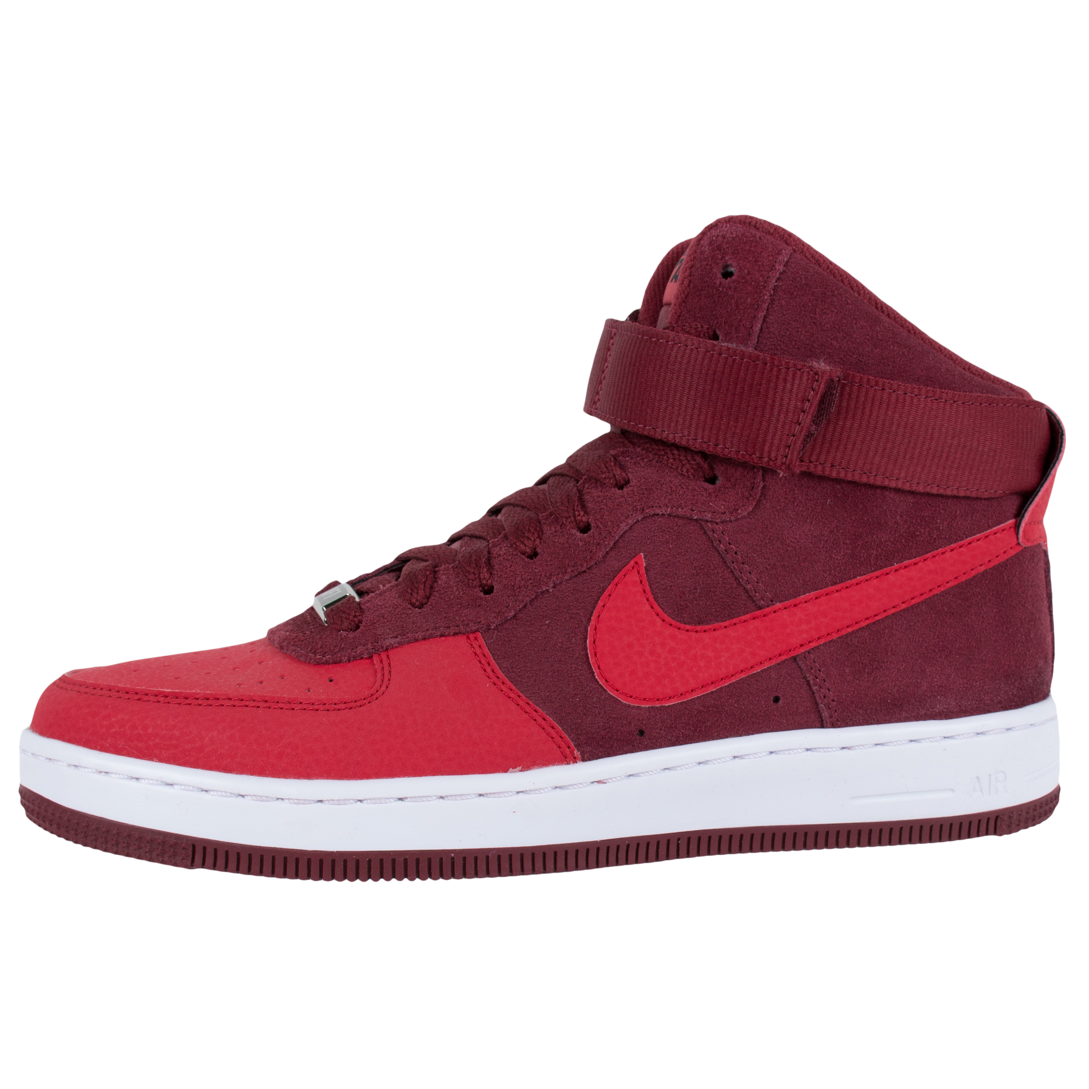 NIKE MID WOMENS AF1 ULTRA FORCE MID NIKE SNEAKERS GYM RED GYM RED 654851 601 e8b974