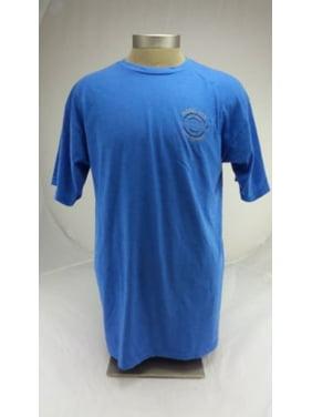 Hang Ten Men's Graphic Tee Blue Large