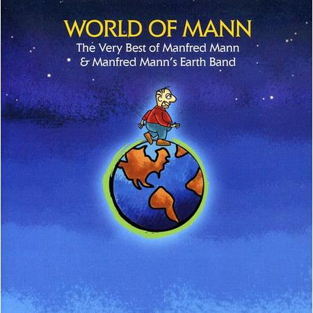 World of Mann: Very Best of Manfred Mann (CD)