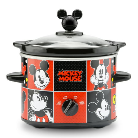 Disney Mickey Mouse 2-Quart Slow Cooker