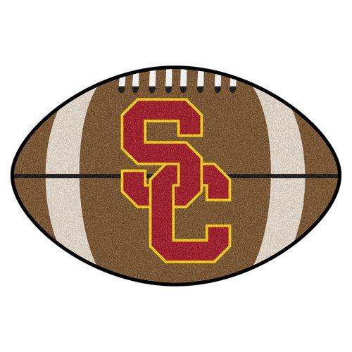 University of Southern California Football Mat