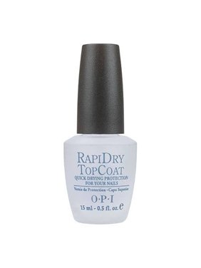 OPI RapiDry Nail Polish Dryer Top Coat, 0.5 fl oz