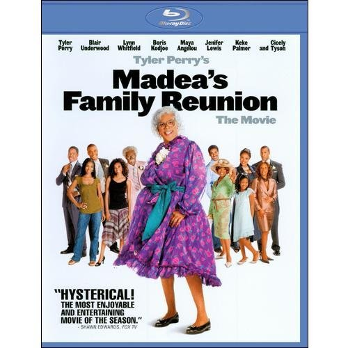 Tyler Perry's Madea's Family Reunion: The Movie (Blu-ray) (With INSTAWATCH)