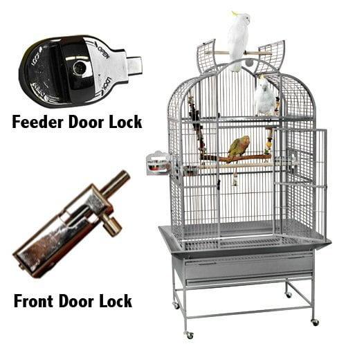 Kings Cages SLT 3223. 64X32X23. (Coppertone)