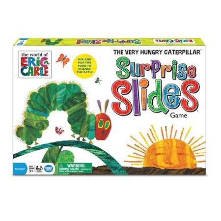 The World of Eric Carle: Surprise Slides Game - The Amazing World Of Gumball Halloween Games