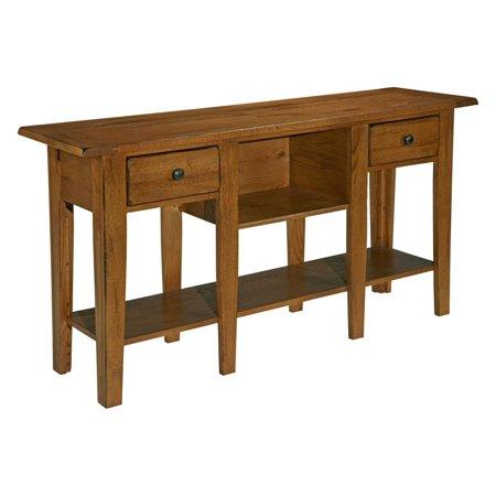 Excellent Broyhill Attic Heirlooms Rectangular Sofa Table Home Interior And Landscaping Pimpapssignezvosmurscom