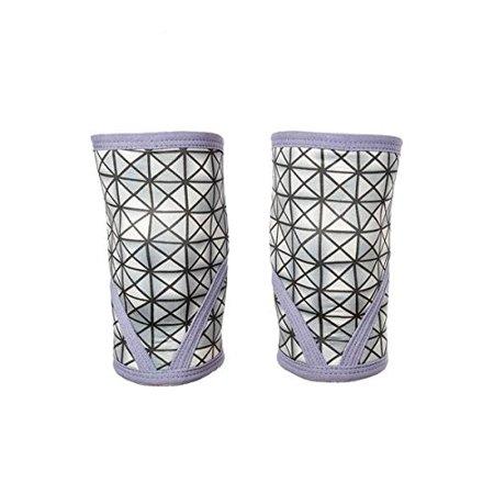 Unbroken Designs Silver Tron Knee Sleeves (Unbroken Designs)