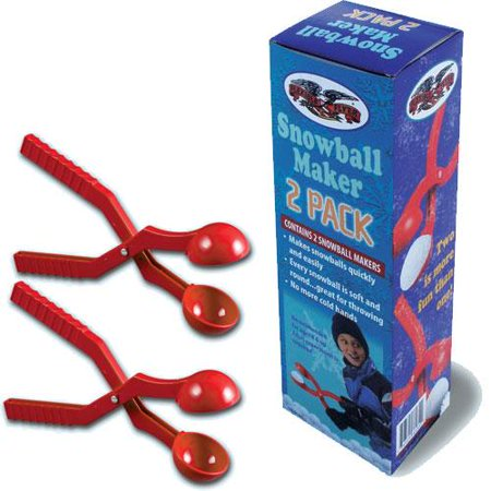 Flexible Flyer 603 2 Pack Snowball Makers