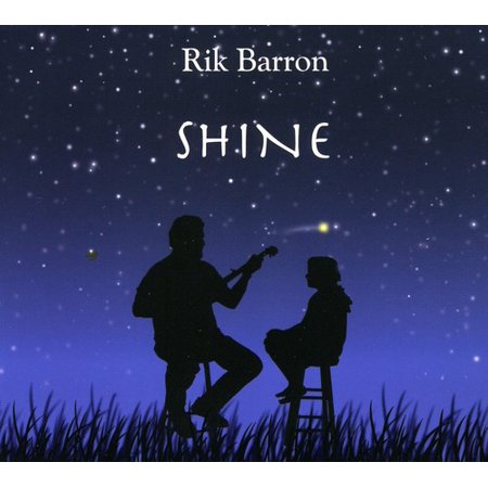 Shine Winner of the 2009 East Coast Music Award Childrens Recording of the Year Nominee 2008 Canadian Folk Music Awards Childrens Album of the Year 2009 Indie Awards ( Canadian Independent Music Awards) Favorite Childrens Artist Rik Barron is an award winning childrens entertainer. The Newfoundland based singer has been performing for young audiences for nearly 25 years. His style is unique in the childrens market borrowing heavily from his day job as a folk singer and instrumentalist. On Shine, Rik uses his traditional laid back approach to deliver a recording that is itself also traditional and laid back. A year in the making, Shine is a labor of love. It features the subtle sounds of 5 string banjos, mandolins, and acoustic guitars at their most relaxed while never straying from their roots origins. Riks liner notes on the back cover of the CD state the intent and focus of the CD quot;When our children were young Sarah and I searched for all sorts of music. One of the things we looked for were recordings that would allow us to relax. What Ive tried to do here is create a recording that grandparents, aunts, uncles, mothers, fathers, friends, babysitters and childrens can all listen to at the same time. I want to thank Duncan Wells for writing the beautiful song Shine. Its relaxed feel, beautiful melody and lyrics set the pace for the entire recording. There is a time place and music for letting loose. There are other recordings out there for that. There is also a time to hum, sing, play along or listen. quot; So... Have a listen.
