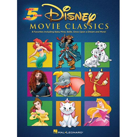 Five Finger Piano: Disney Movie Classics (Other) for $<!---->