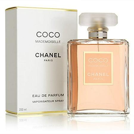 Chanel Coco Mademoiselle Eau de Parfums Spray for Women, 6.8 Ounce