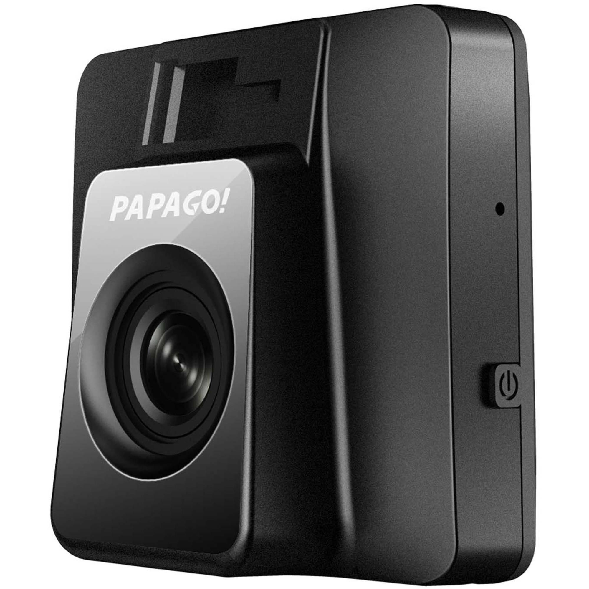 PAPAGO GS3888G GoSafe 388 Full HD Dash Cam, Black