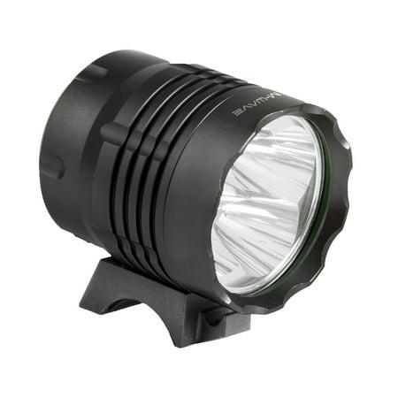 M-WAVE Apollo Ultra 1200 Accumulator Head Lamp