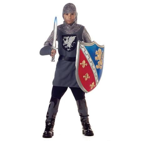 Valiant Knight Child Halloween - Sand Castle Halloween Costume