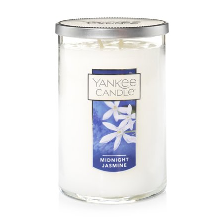 Yankee Candle Midnight Jasmine - Large 2-Wick Tumbler Candle