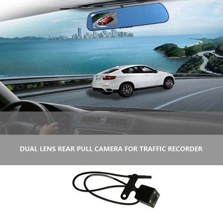 Vehicle Backup Camera Wide Angle Waterproof Vehicle Car Rear View Camera - image 5 de 6