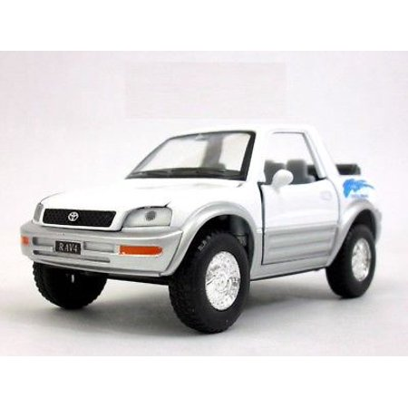 5 Kinsmart Toyota Rav4 Cabriolet Diecast Model Toy Car Concept 1 32