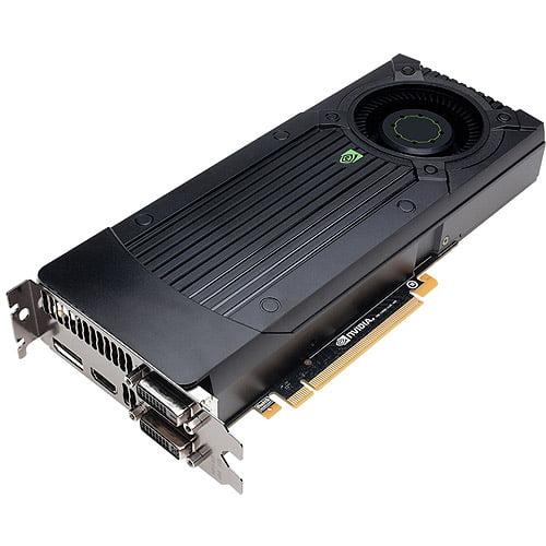 NVIDIA GTX 760 2GB GDDR5 Graphics Card