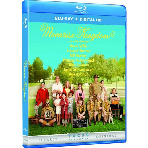 Moonrise Kingdom (Blu-ray   Digital HD) (Widescreen)