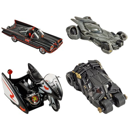 Hot Wheels 1:50 Scale Batman Vehicle (Styles May Vary)