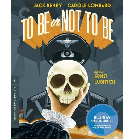To Be Or Not To Be  Criterion Collection   Blu Ray   Full Frame