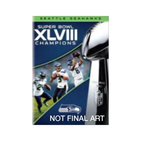 Seattle Seahawks: NFL Super Bowl XLVIII Champions (DVD)