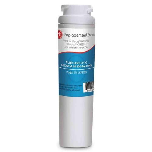 ReplacementBrand Maytag UKF8001  Whirlpool EDR4RXD1 Comparable Refrigerator Water Filter by Overstock