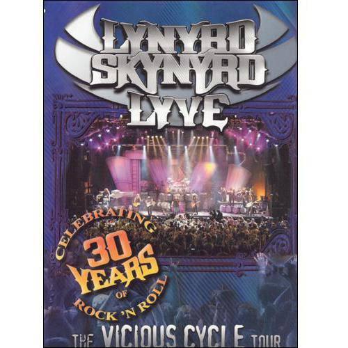 Lynyrd Skynyrd Lyve: The Vicious Cycle Tour (Amaray Case)