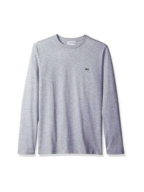 a31ae321 Product Image Lacoste Men Long Sleeve Jersey Pima Crewneck T-Shirt