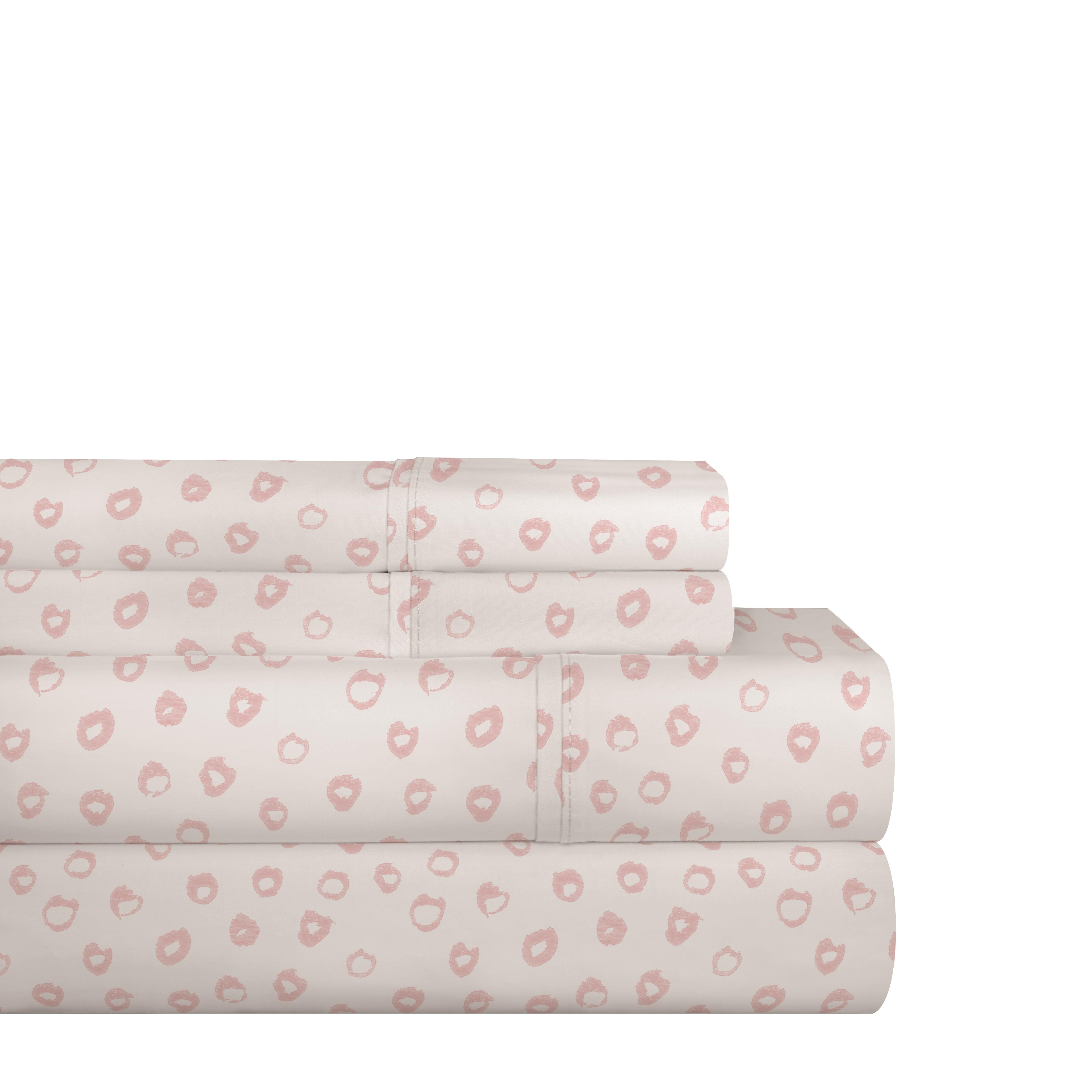 Pointehaven 200TC Cotton Sheet Set