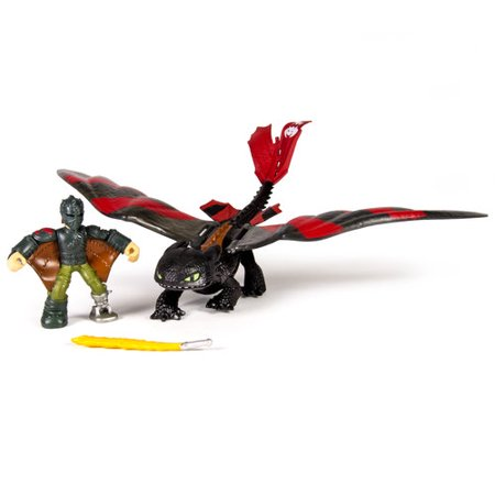 how to train your dragon figures walmart