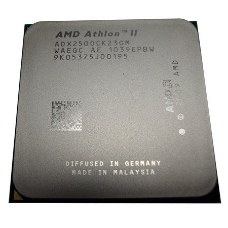 amd athlon ii x2 250 3.0ghz 2mb dual-core cpu processor socket am2+ am3 65w (Best Cpu Under 250)