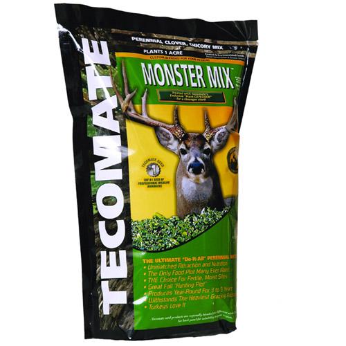 Barenbrug Usa 14092 Grass Seed, 4.5-Lb. Monster Mix