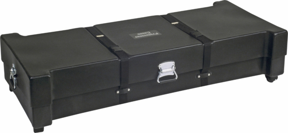 Protechtor Cases Protechtor Classic Drum Rack Case Black by Protechtor Cases