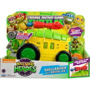 Teenage Mutant Ninja Turtles Shellraiser with Leo Figure
