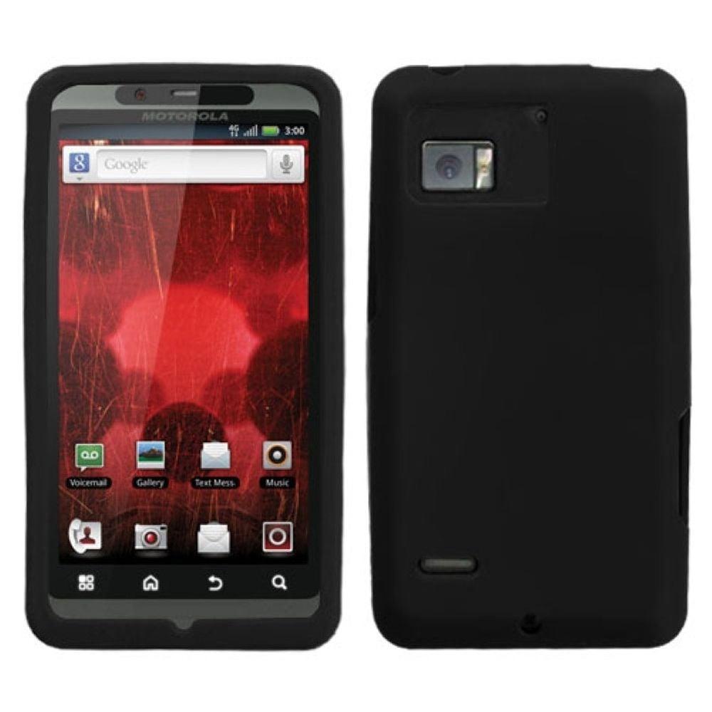 Insten Solid Skin Case (Black) for MOTOROLA: XT875 (Droid ...