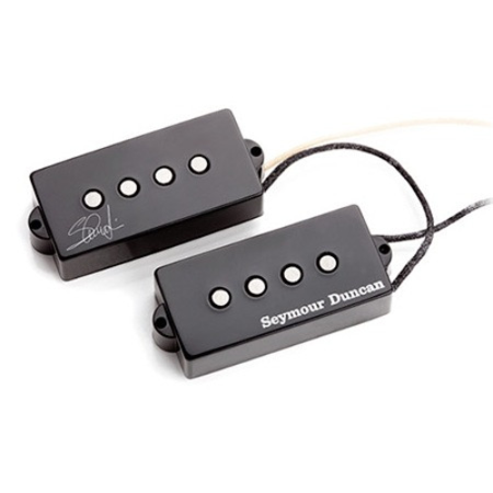 - Seymour Duncan SPB-4 Steve Harris Signature Precision Bass Pickup
