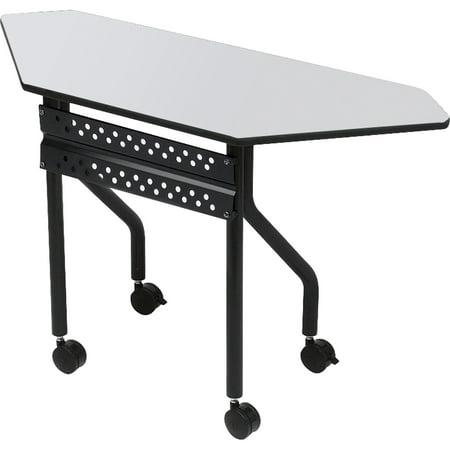 Iceberg, ICE68077, OfficeWorks 68077 Mobile Training Table, 1 Each