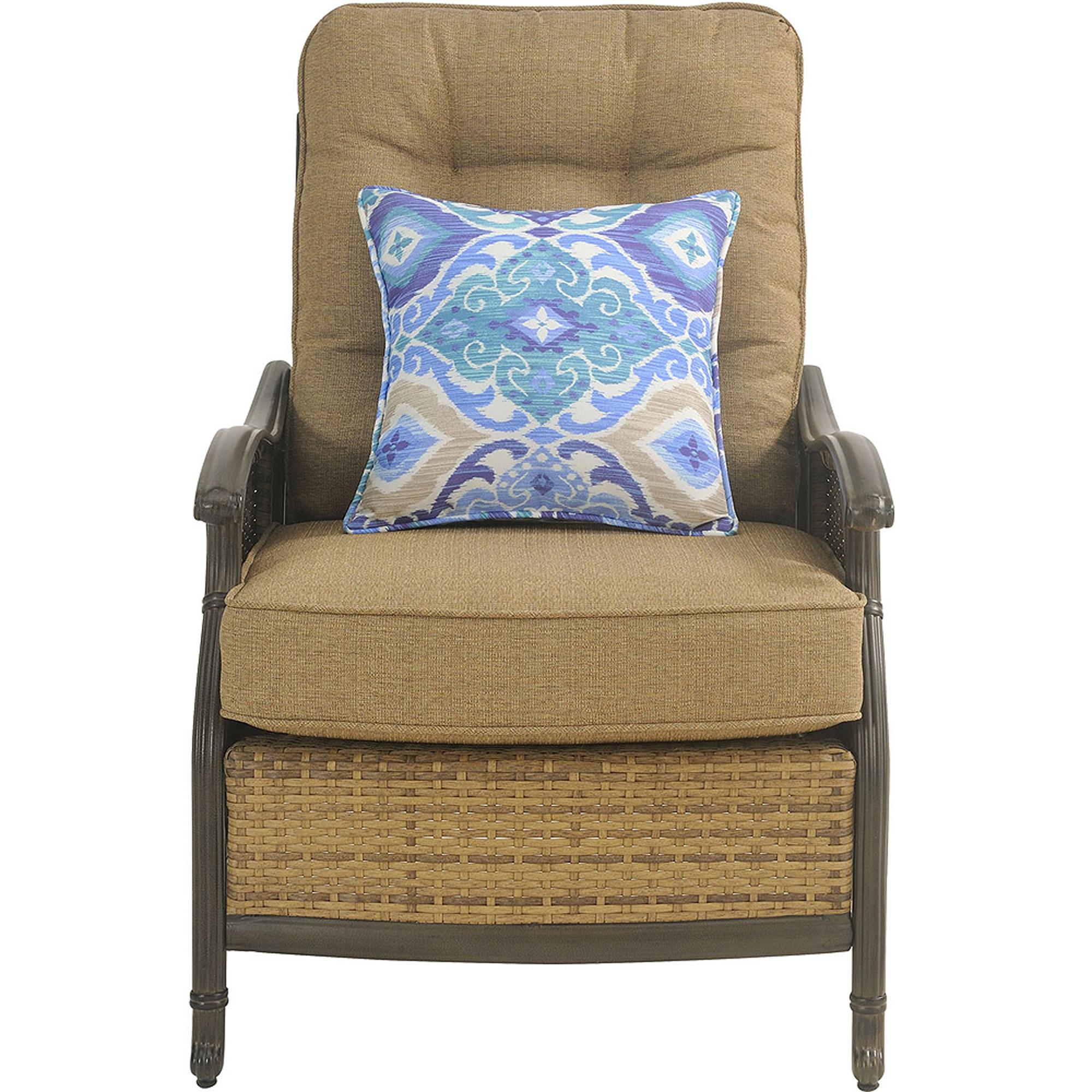 Wayfair basics wayfair basics 7 piece comforter set amp reviews - Hanover Hudson Square 4 Piece Outdoor Deep Seating Lounge Set Walmart Com