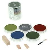 PanPastel® 5-Color Extra Dark Shades Starter Set