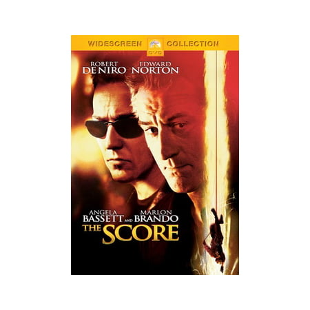 The Score (DVD) - Halloween Movie Music Score