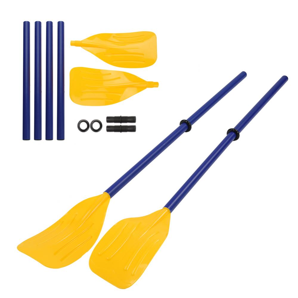Lv. life 1Pair Detachable Kayak Canoe Inflatable Boat Paddle Oar Watersports Accessory, Inflatable Boat Oar,Paddle by