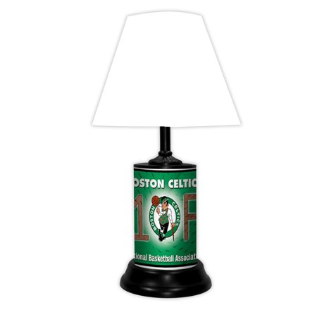 (GTEI NBA Boston Celtics Table Lamp)
